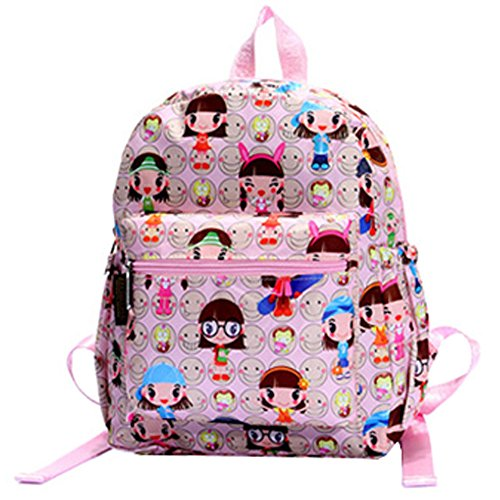 Netter Rucksack-Beutel-Pack Taschen für Kinder Kinder perfekte Geschenk, H