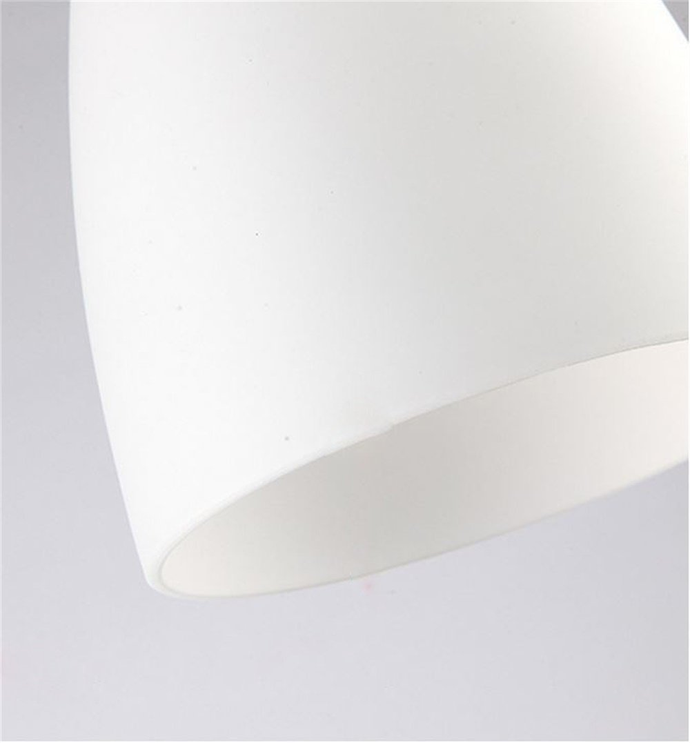 FANDBO@ Stilvolle Gummi Holz Holz Holz Glas Metall E14 Led Hängelampe - Pendelleuchte für Küche Wohnzimmer   Esszimmer Schlafzimmer (größe   B) 463546