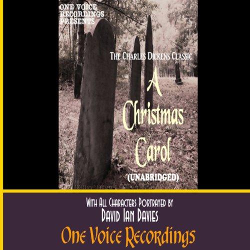 Bargain Audio Book - A Christmas Carol  One Voice Recordings E
