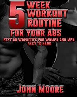 5 WEEK WORKOUT ROUTINES FOR YOUR ABS BEST AB WORKOUTS WOMEN AND MEN EASY