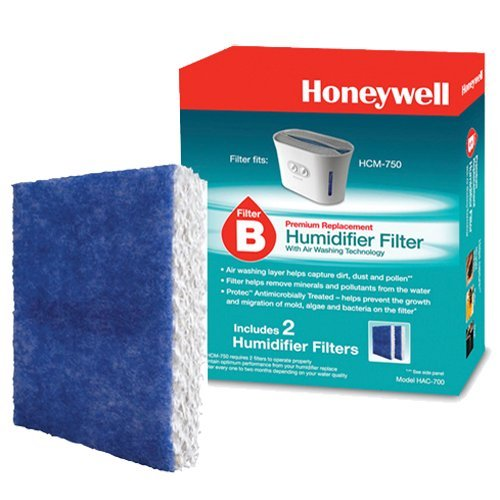 Honeywell Replacement Humidifier Filter B - HAC-700 (Humidifier Filters Honeywell compare prices)