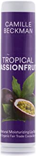 product image for Camille Beckman All Natural Cocoa Butter Lip Balm, Tropical Passionfruit.25 oz