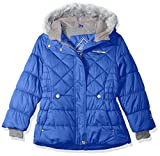 ZeroXposur Lexy Big Girls Puffer Jacket, Larkspur, Large