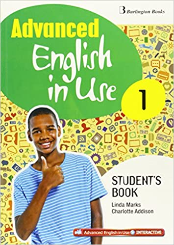 Advance English in use 1 ESO : StudentŽs book: Amazon.es: Vv.Aa: Libros en idiomas extranjeros
