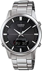 Casio LINEAGE Solar Multiband 6 Men's Watch LCW-M170D-1AJF (Japan Import)