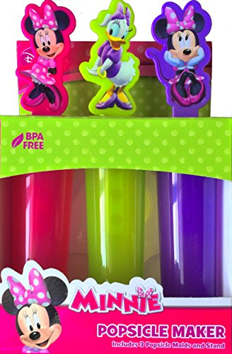 Disney Minnie Princesses Popsicle FRIENDS