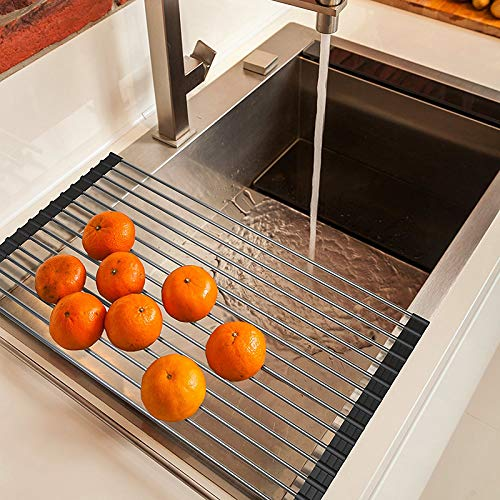 Ahyuan-Roll-up-Dish-Drying-Rack-Over-the-Sink-Kitchen-Roll-up-Sink-Drying-Rack-Portable-Dish-Rack-Dish-Drainer-Foldable-SUS304-Stainless-Steel-Dish-Drying-Rack-178x112