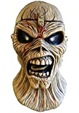Loftus International Trick Or Treat Studios Iron Maiden Piece of Mind Full Head Mask Beige One-Size Novelty Item