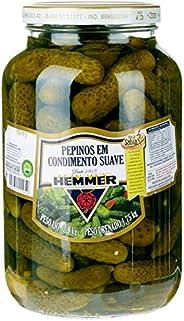 Pepinos em Condimentos Hemmer 2,9kg