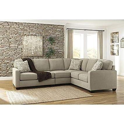 Amazon com: Ashley Furniture Alenya 3 Piece Sectional Sofa