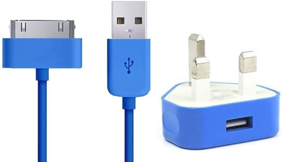 iPod Touch 1/ère//2e//3e Themax/® haute vitesse USB 2.0 C/âble de chargement chargeur plomb pour iPhone 3 G//3GS//4//4S//iPad 1/ère//2e//3e Gen iPod 3e//4e//Classic//iPod mini//iPod Nano 1/ère//2e//3e//4e//5e Gen