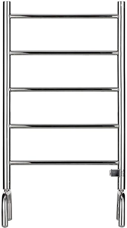Chrome Finish Freestanding 950mm Tall Towel Rack Lavatory Home Decor Bath Shower Improvement LightInTheBox Radiant Plug-in 70W Towel Warmer Stainless Steel Mirror Polished Drying Wall Mount
