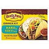 Old El Paso Hard and Soft Kit, 12-Count, 340 Gram