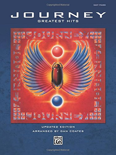 Journey - Greatest Hits: Easy Piano