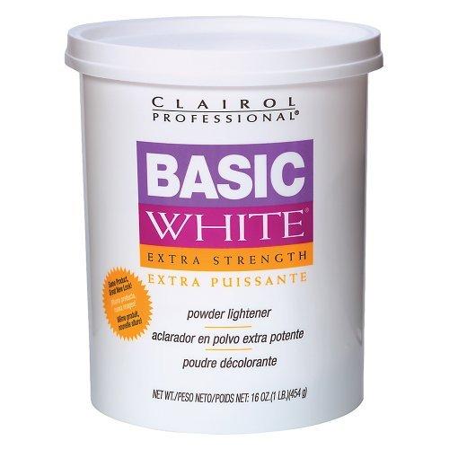 Basic White Powder Lightener - Clairol Basic White Lightener