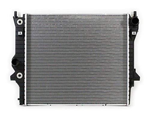 Radiator - Pacific Best Inc For/Fit 13148 03-08 Jaguar S-Type 3.0/4.2L 09-10 XF 09-10 XRF 04-09 XJ 4.2L PTAC by PACIFIC BEST INC.