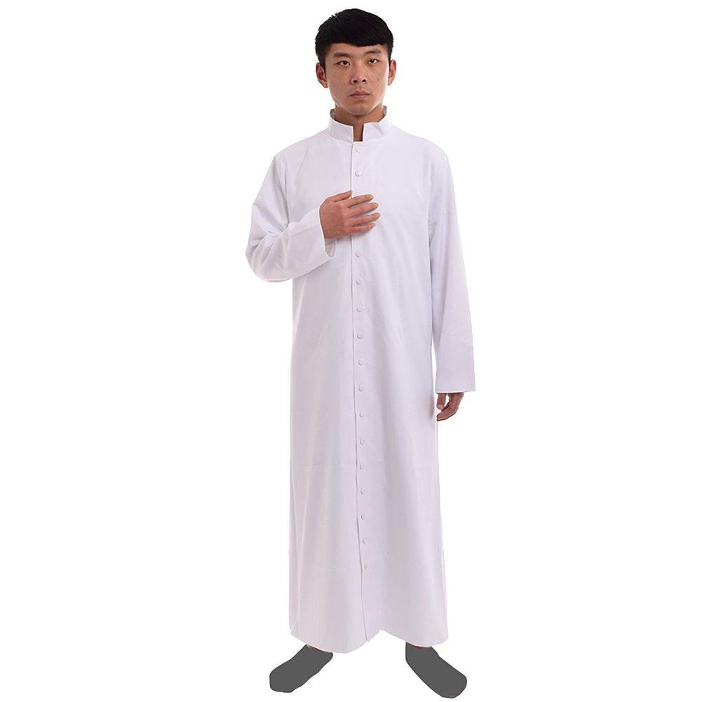 BLESSUME Roman Cassock Robe Liturgical Vestments