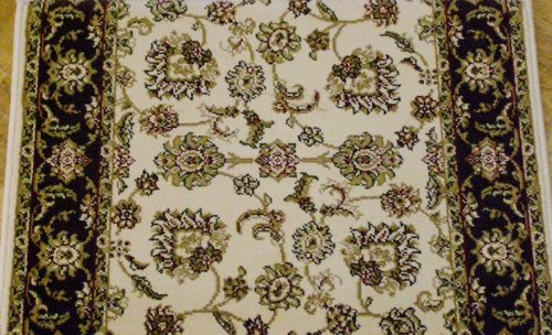 Roll Ivory Runner Custom (148871 - Rug Depot Legacy Collection - 31