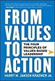 From Values to Action 1st Edition