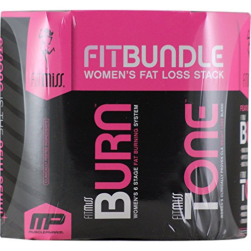 Pile de penchement FitMiss FitBundle féminin
