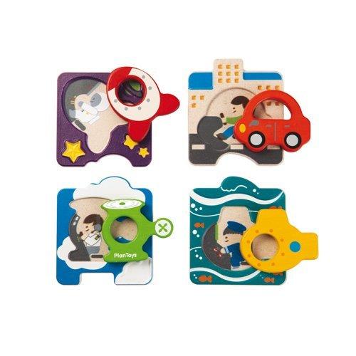 gran venta Plan Juguetes Vehicle Puzzle Puzzle Puzzle by PlanJuguetes  Para tu estilo de juego a los precios más baratos.