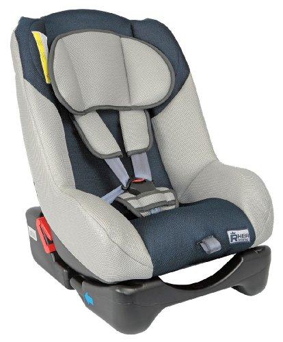 Autokindersitz GALAXY von UNITED-KIDS, PM Blue01-PM Grey01, Sonderpreis wegen Lagerräumung, Gruppe 0+/I, 0-18 kg
