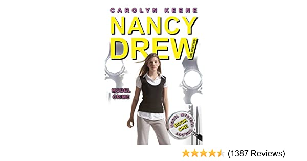Amazon.com: A Model Crime (Nancy Drew Files Book 51) eBook: Carolyn Keene: Kindle Store