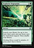 Magic: the Gathering - Explosive Vegetation (180/221) - Conspiracy 2: Take the Crown