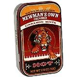 Newman's Own Organics Mints Cinnamon, 1.7600-ounces (Pack of6)