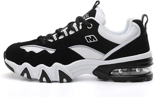 Zapatillas de Deporte para Mujer Amortiguador de Aire Zapatillas para Correr Que absorben los Golpes Zapatillas de Deporte Impermeables y Transpirables para Damas: Amazon.es: Zapatos y complementos