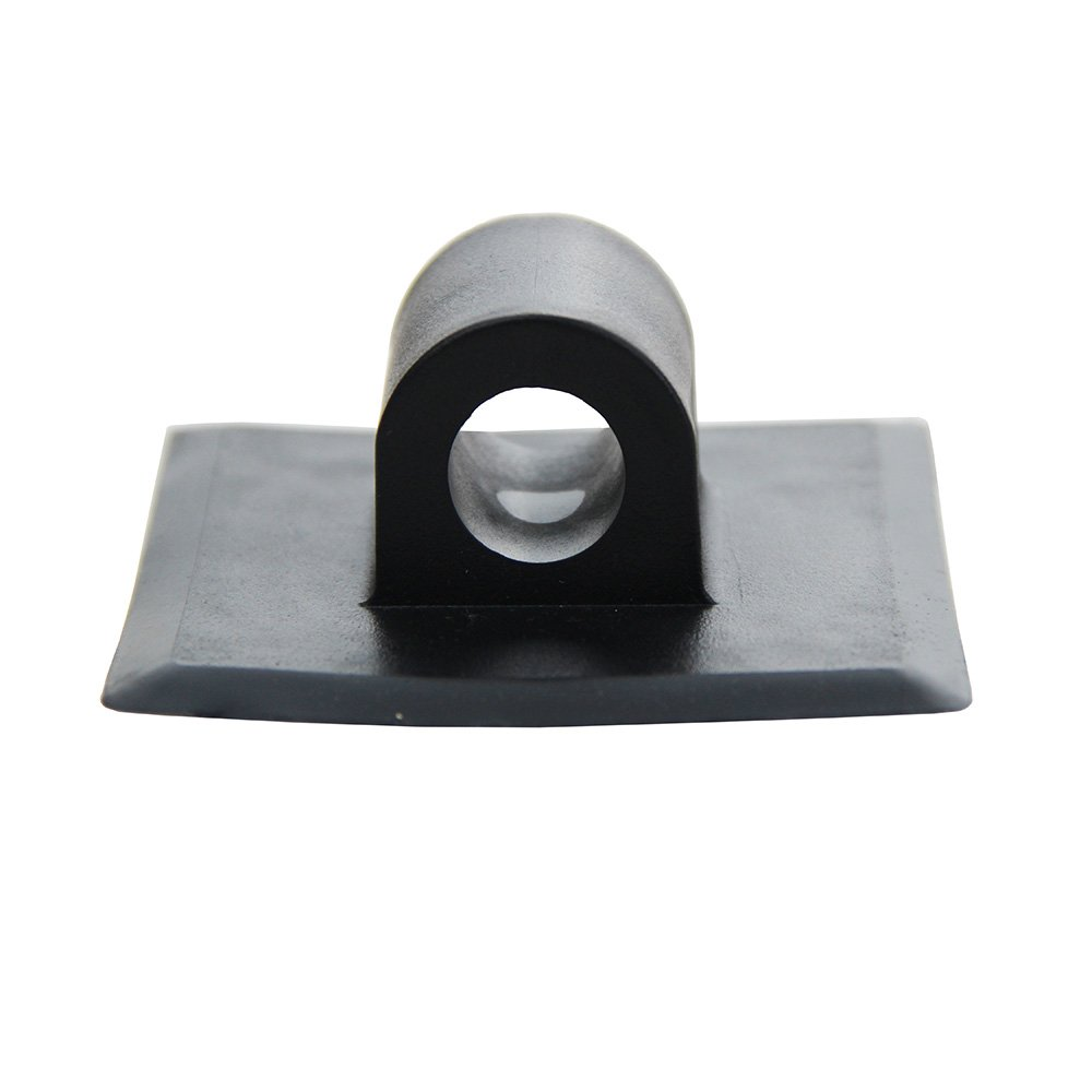 UP100 Inflatable raft Boat Accessories PVC Motor Clip for Inflatable Boat raft (Grey)