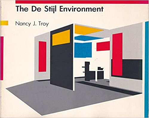 Book The De Stijl Environment