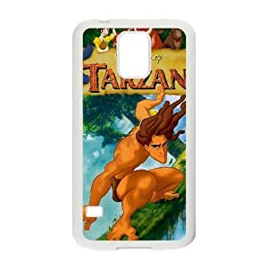 Samsung Galaxy S5 Phone Case White Tarzan CXF326165