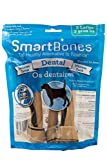 SmartBones SBD-02748FL Dental Bones for Dogs, 3-Count, Large