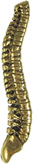 product image for Jim Clift Design Spine Gold Lapel Pin