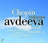 Piano Concerto E minor/Sonata in B Flat Minor