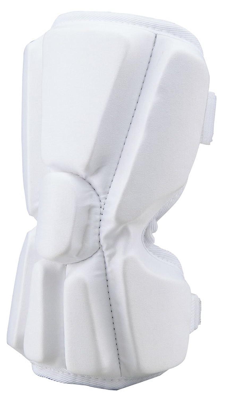 [エスエスケイ] キャッチャーズカラー 軟式用キャッチャー防具4点セット 9010/ブラック×ホワイト 4点セット