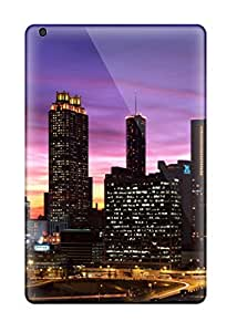 Forever Collectibles City At Night 12 399tjn53 Hard Snap-on Ipad Mini Cases