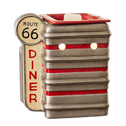 Scentsationals Retro Collection-Diner - Scented Wax Cube Warmer