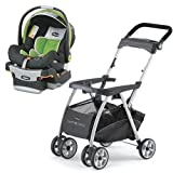 Chicco KeyFit Caddy Stroller with Midori Cortina Keyfit 30 Infant Car Seat