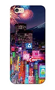 0bc0e842528 Anti-scratch Case Cover Inthebeauty Protective Tokyo - Cars 2 Case For Iphone 6 Plus