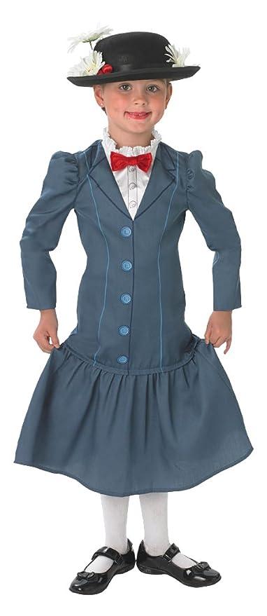 Amazon Com Mary Poppins Costume Kids Medium Toys Games