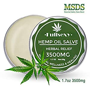Hemp Gel, Hemp Soothing Gel 3500mg Pain Relief Cre...