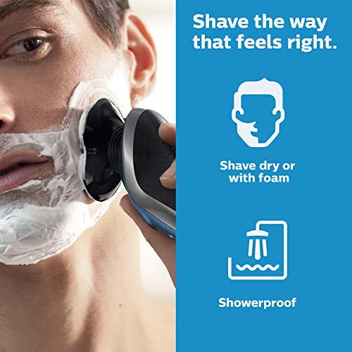 Philips Norelco Electric Shaver 8900, Wet & Dry Edition S8950/91