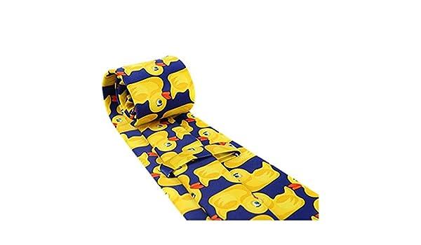 Payonr - Corbata de goma para hombre, diseño de pato: Amazon.es ...