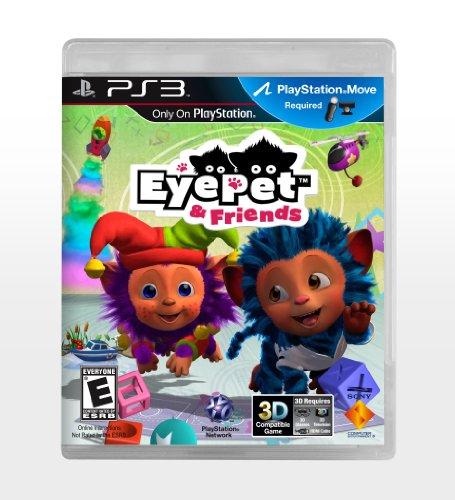 Superb Eye (Eye Pet and Friends - Playstation 3)