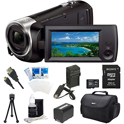 sony-hdr-cx440-hdr-cx440-b-cx440-full-hd-60p-camcorder-black-ultimate-bundle-w-32gb-high-speed-micro