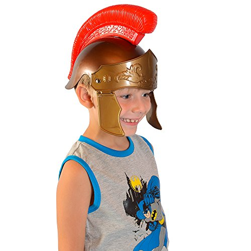 Funny Party Hats Roman Helmet Kids u2013 Roman Soldier ...  sc 1 st  Plush Station & Funny Party Hats Roman Helmet Kids u2013 Roman Soldier u2013 Gladiator ...
