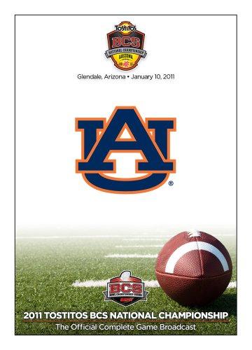 National Championship Bcs Football - 2011 Tostitos BCS National Championship - Auburn vs. Oregon