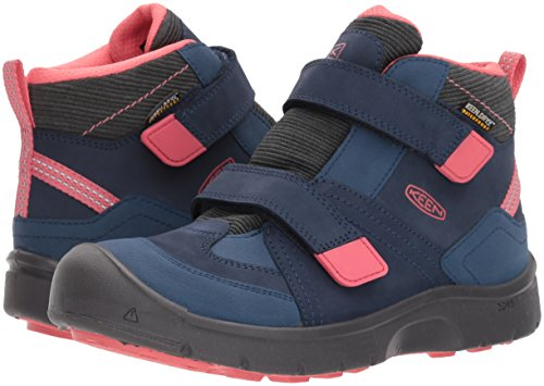Pictures of KEEN Kids' Hikeport Mid Strap Wp Hiking Boot 7 B(M) US 4